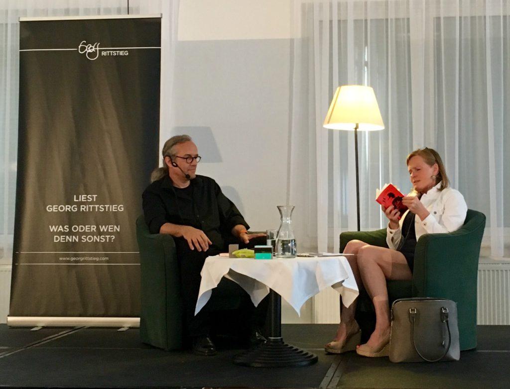 Georg Rittstieg & Birgit Bernhardt
